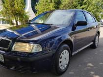 Skoda octavia 2004 benzina 1.4 cp 101 cai