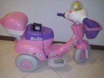 Tricicleta electrica de firma Biemme !