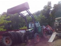 Dezmembrez Tractor Fendt 611