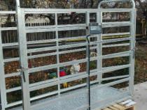 Cantar bovine galvanizat 1500 kg Germania(2200x920x1600)