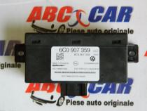 Modul control DCC Vw Polo 6C 2014-prezent Cod: 6C0907359