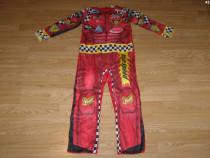Costum carnaval serbare pilot auto pentru copii 10-11-12 ani