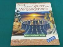 Auf den spuren der vergangenheit/ carte istorie pt. copii /l