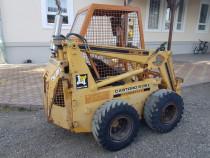 Bobcat Castoro R25 I import mini incarcator compact cu cupa