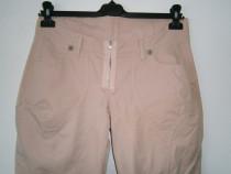 Pantaloni casual dama 3/4, Wagoon Jeans, L, stare buna!