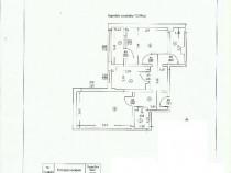 Apartament 2 camere spatios, Republcii
