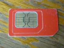 Cartela Orange / Vodafone cu numar