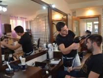 Curs frizerie alina milin beauty academy timisoara