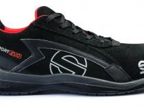 Sparco, pantofi protectie S3 sport evo, negri