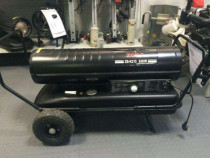 Tun de caldura diesel ZOKO ZB-K215 cu termostat, putere 63kW