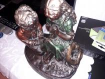 Statueta metalică colecția Wagner