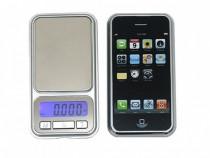 Cantar bijuterii IPhone 0.01g-200g 2 zecimale - Precizie: 0.