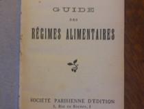 Guide des regimes alimentaires - Dr. Lecoudray / R8P1S