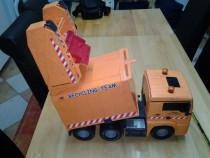 Dickie City Cleaner / 50 cm / masinuta copii
