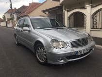 Mercedes c 220 diesel variante înmatriculată  recent