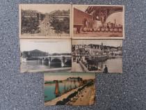 Lot 5 carti postale Franta / C1DP