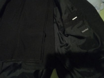 Costum de mire negru Paolo Rossi