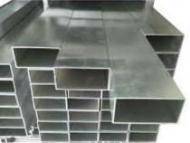 Teava aluminiu rectangulara 60x30x2mm