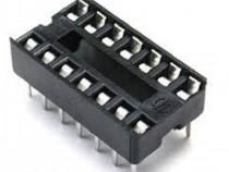 Soclu pentru CI, 14 pini, pas pini 2,54mm - 128604