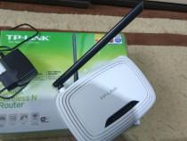 Router wirelless tp link ,meniu in limba ro,ipv6,garantie