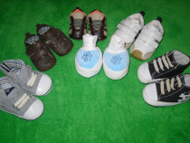 Incaltaminte,botosei baietei 0-9 luni
