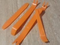 Set spatule-desfacere plastice auto