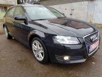 Audi a3 an 2010 euro5 2.0 diesel 140 cp 6 trepte