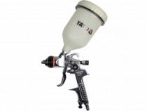 Pistol de vopsit capacitate 600ml YATO , rezervor superior