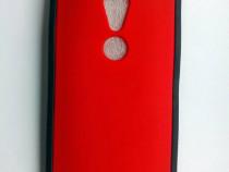 Husa protectie, 2 piese, Motorola Moto G (2nd gen), carcasa