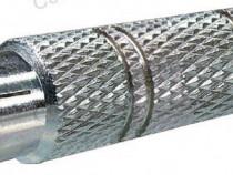 Adaptor RCA tata - jack mama 6,3 mm mono - 126645