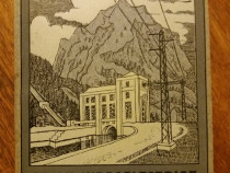 Soc. Anonima Electrica studiu hidroelectric Raul Prahova /