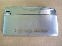 Bricheta CinePhoto Beograd Rubicon Martin gas lighter.