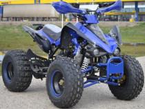 """Atv Raptor 125 Cmc Roti 8"""" Automatic Culoare:Albastru"""