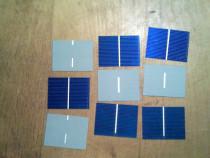 Celule solare fotovoltaice 52x39mm+ fir TAB