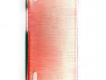 Husa protectie Huawei Ascend P7, carcasa silicon spate telef