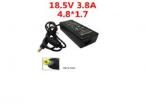 Incarcator Laptop Compatibil HP 18.5V 3.8A Amperi 4.8 x 1.7