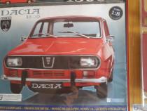 Dacia 1300 Macheta Scara 1 : 8, Nr. 1 ~ 120  la zi