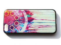 Husa protectie iPhone 5c, carcasa spate telefon, model desen