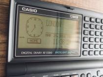 Agenda vintage Casio SF-5580 128kb calculator diary