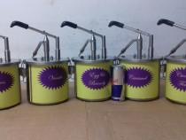 Dispenser sos, inox (3 litri)