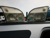 Far,stanga,dreapta Nissan Xtrail T30,an 2005,proiector albas