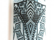 Husa protectie iPhone 6s, carcasa spate telefon, model desen
