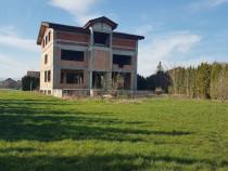 Casa noua P+E+M,teren 2000 mp,cartier Slobozia
