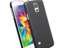 Husa silicon samsung galaxy s5 g900 black produs nou