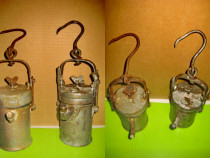 Lampa de miner Romania carbit oxiacetilena.