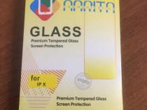 Folie protectie sticla iphone x