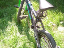 Bicicleta bmx dhs jumper in stare perfecta ,peguri originale