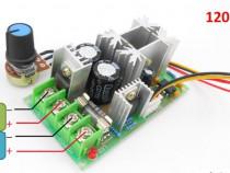 Regulator de turatie motor cc PWM 20A 10-60V - control regul