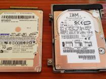 """HDD 2.5"""" laptop IDE 80GB si 20GB"""
