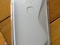 Husă huawei g8,gx8 gel tpu s-line transparentă